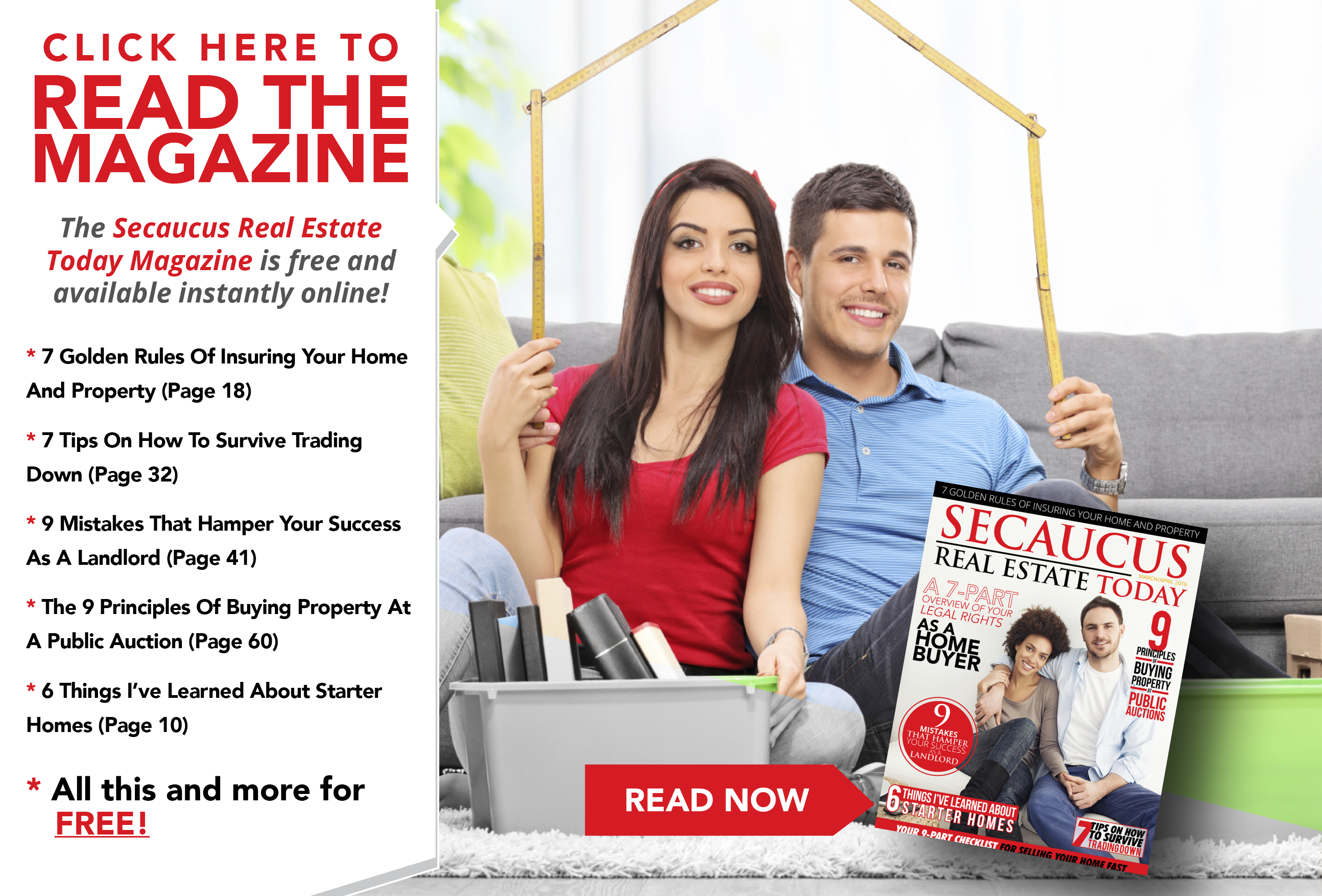 Click Here To Read The Magazine